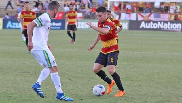 Fort Lauderdale Strikers vs. the New York Cosmos