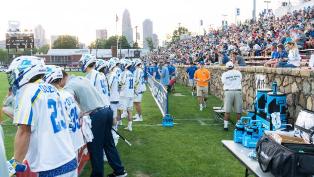 Charlotte Hounds Prepare to Take the Field