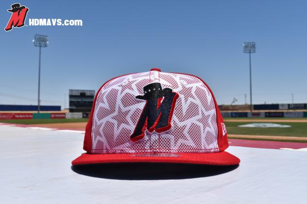 High Desert Mavericks Stars & Stripes Cap