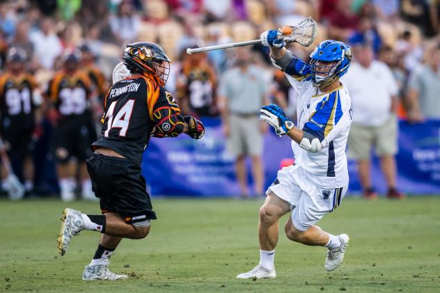 Hounds Battle Back to Earn 15-14 Overtime Victory in Atlanta