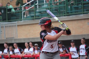 Racers Win Wild One in Extra Innings