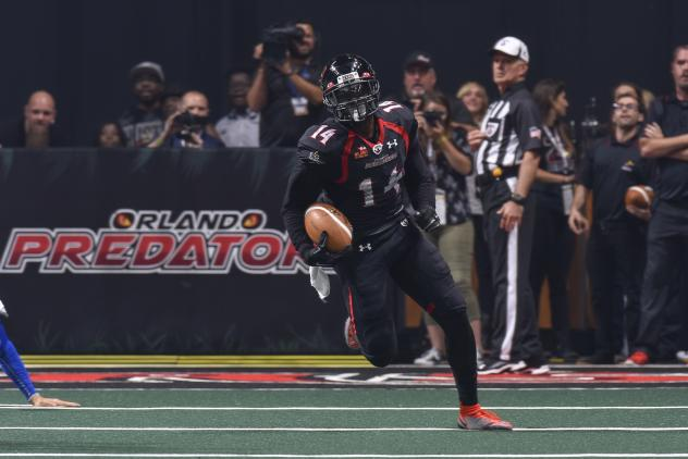Brandon Thompkins Named AFL Playmaker of the Year