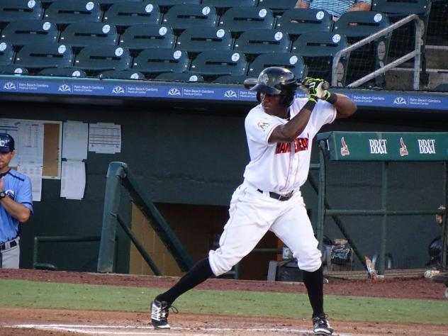 Jeremias Pineda Named Marlins Minors Player of the Month for August