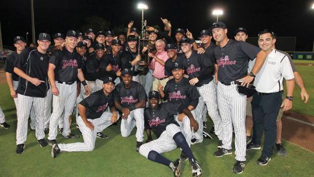 Tampa Wins FSL North Crown in Dunedin