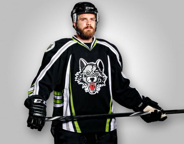 Wolves Go #BackInBlack, Reveal Striking Alternate Jersey