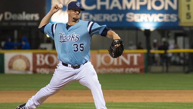 Yuhl: Hooks Pitcher of the Year