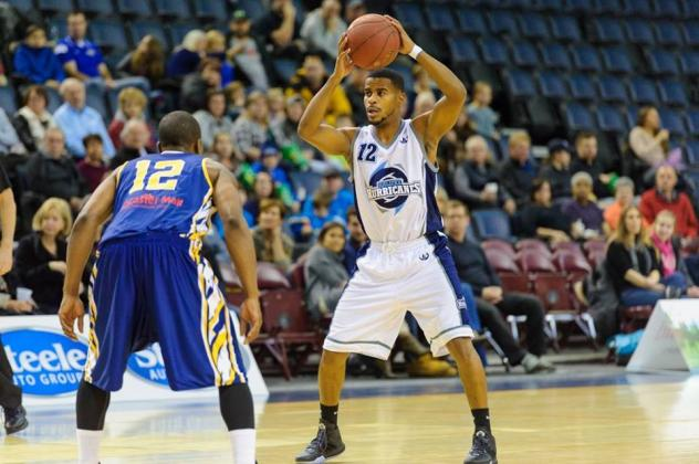 Clinkscales Returns to Hurricanes