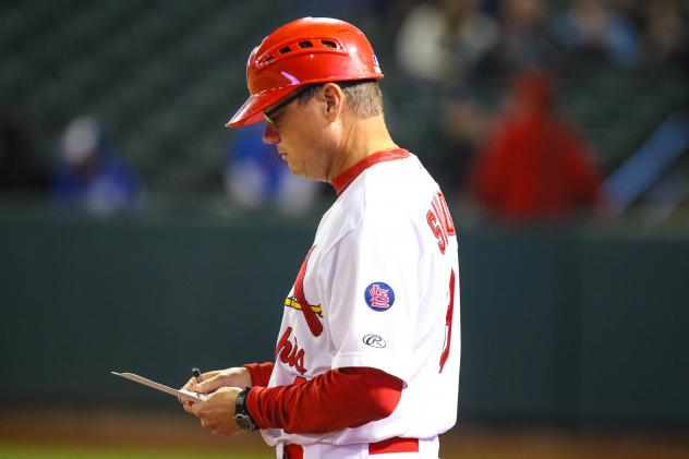 Shildt Promoted to Cardinals Staff