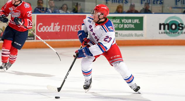 Rangers Shut Down East Leading Generals for Second Straight Win