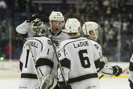 Ontario Reign Offense Bounces Back with 4-1 Victory over Tucson Roadrunners