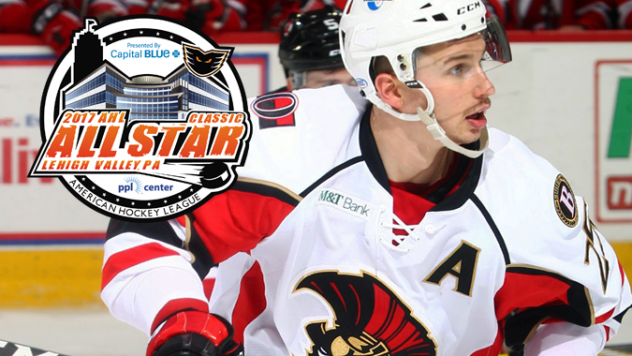 Bailey Selected to 2017 AHL All-Star Classic