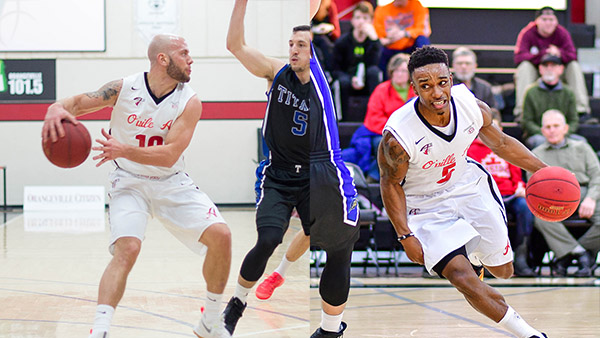 A's Hold on for the 107-101 Win over KW Titans After Leading by 29 in the 3rd Quarter