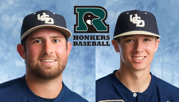 Honkers Sign a Pair from UC Davis