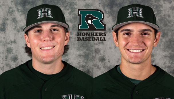Honkers Sign Two Rainbow Warriors