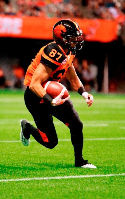 Veteran Receiver Marco Iannuzzi Re-Signs with Leos