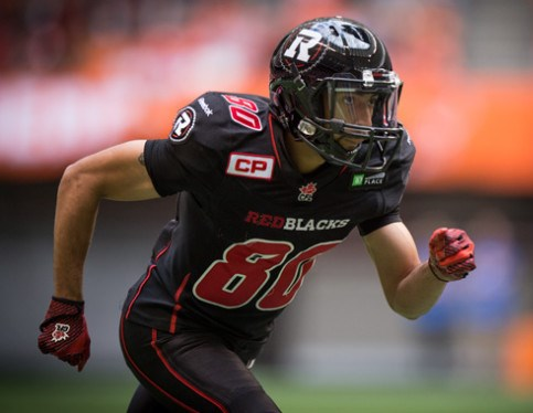 Official...BC Lions Land Speedster Chris Williams