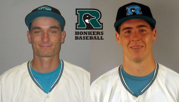 Two Returning Honker Pitchers Added to Roster