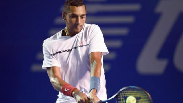 Nick Kyrgios Defeats Novak Djokovic to Meet Sam Querrey Tonight on Tennis Channel