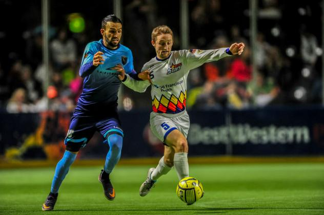 Stars Wrap up Season with 4-3 Loss to Sockers