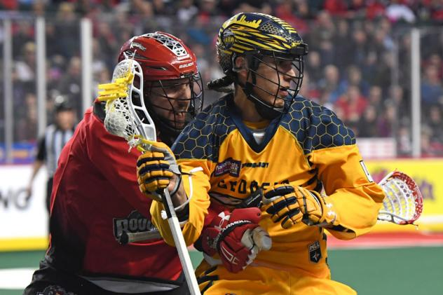 Georgia Swarm Falls to Calgary in Tough Road Loss