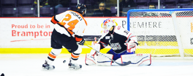 Fucale Slams the Door as Beast Shut out Komets