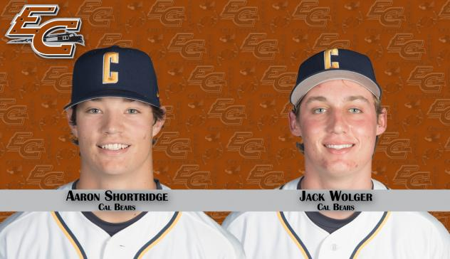 Express Adds Pair of Cal Bears to Roster