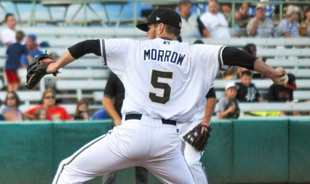 Canaries Sign Starting Pitcher Bryce Morrow