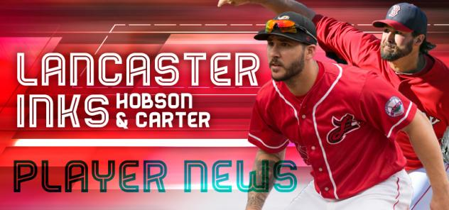 All-Star First Baseman Hobson Re-Signs