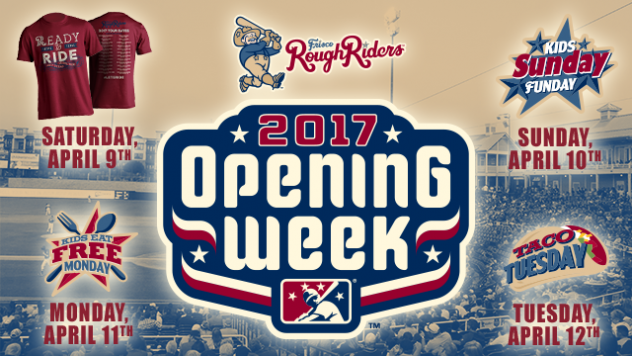 RoughRiders Homestand Continues Friday vs. Springfield