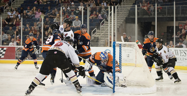 GAME RECAP: Atlanta's Offense Surges in Final Game for 6-2 Victory over Greenville