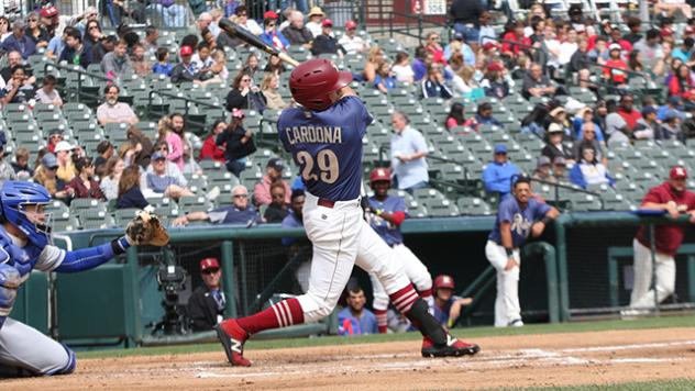 Riders Late Rally Falls Short in Springfield