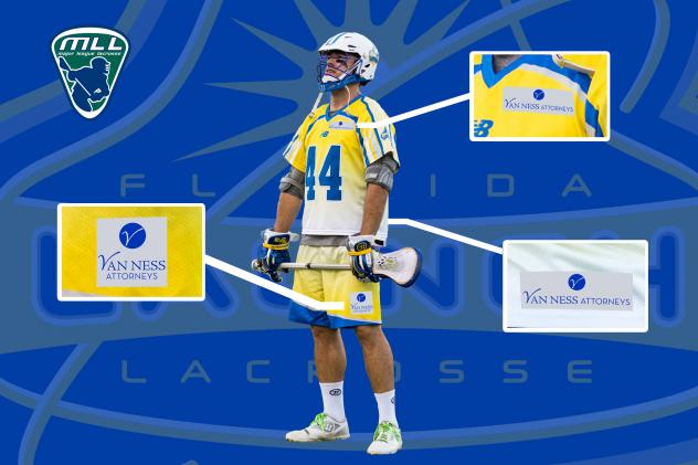 News Florida Launch Announce Multi-Year Uniform Sponsorship