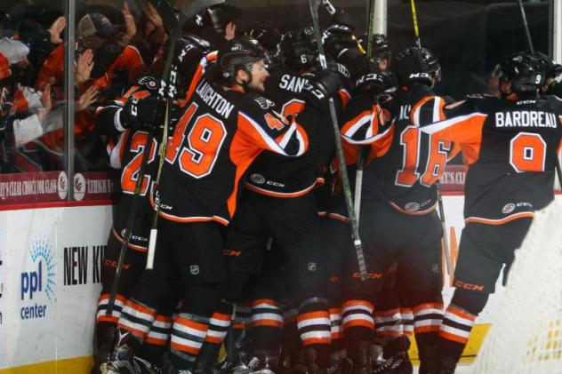 Phantoms Weekly - Calder Cup Playoffs Begin with Games 1 & 2 this Friday, Saturday at PPL Center