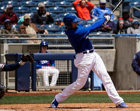 Sawyer's Homer Gives Drillers First Win over Naturals