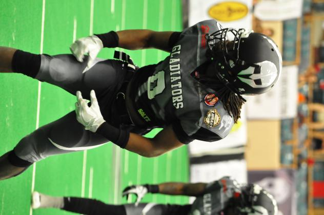 NEWS WR Larry Cobb Gets Chance in Canadian Football League