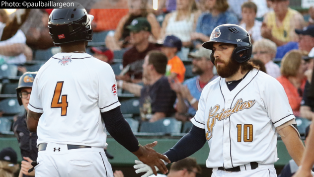 Grizzlies Sputter Offensively, Fall 3-1 to Florence