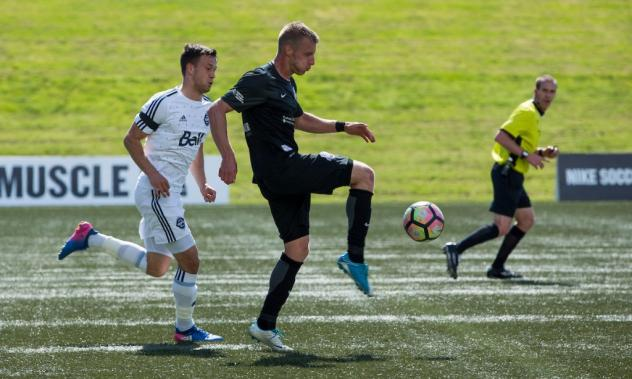 Switchbacks FC Fall 1-3 to Whitecaps FC 2