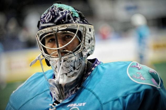Vinc Named Knighthawks MVP for Fifth Time