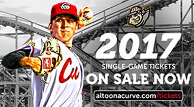 Taillon Strikes out Six as Curve Hold off SeaWolves, 3-2
