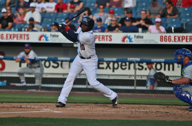 Falu's Walk-Off Home Run Leads Chiefs Past Bisons