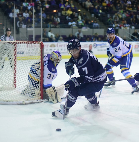 Two-Time SPHL Champion Cousineau Returns to Ice Flyers