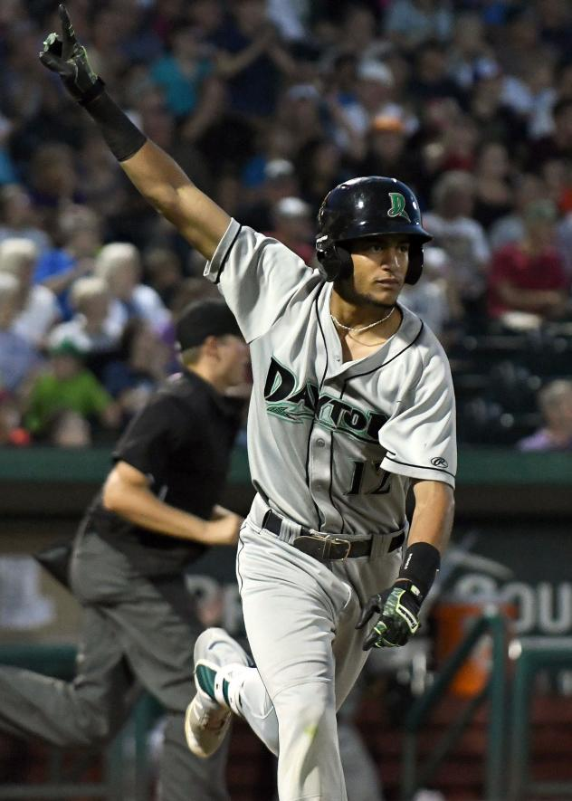 Dragons Jose Siri Named MWL Player of the Month for July