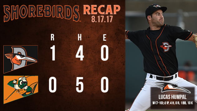 RECAP: 'Birds Slip by 'Hoppers in Finale