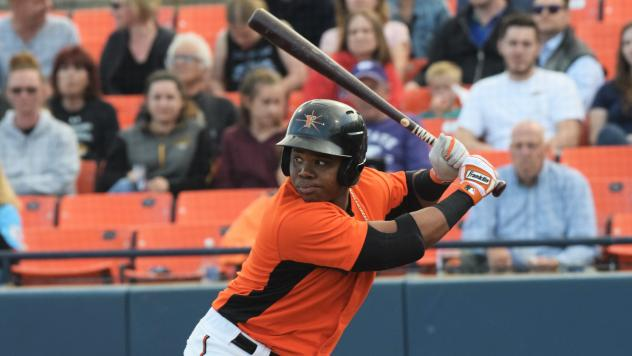 Rifaela Named Carolina League MVP