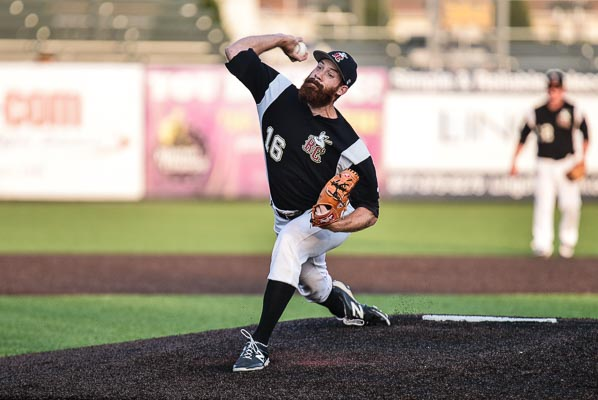 Sneed & Staff Shutout Miners and Win Series