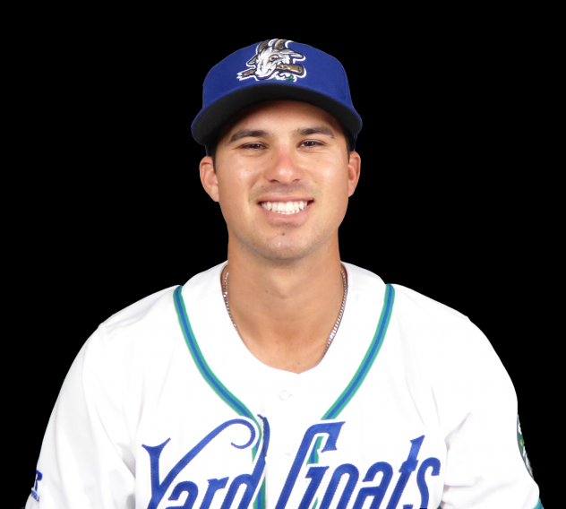 Yard Goats 3B Josh Fuentes Named Eastern League Player of Month for August