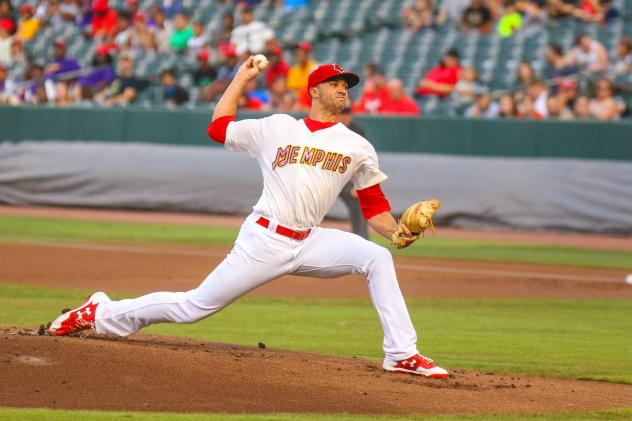Flaherty Named PCL Player of the Month