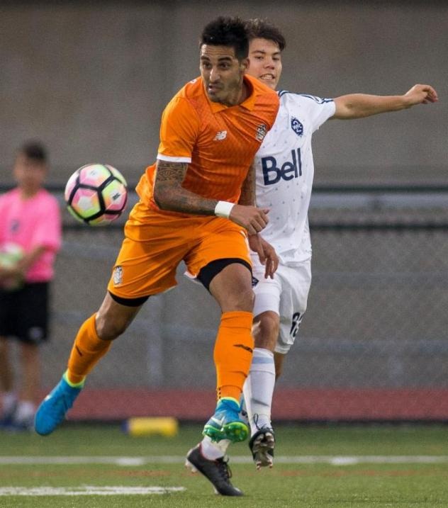 Roughnecks Cap Successful Trip with 3-1 WIn over Whitecaps FC 2