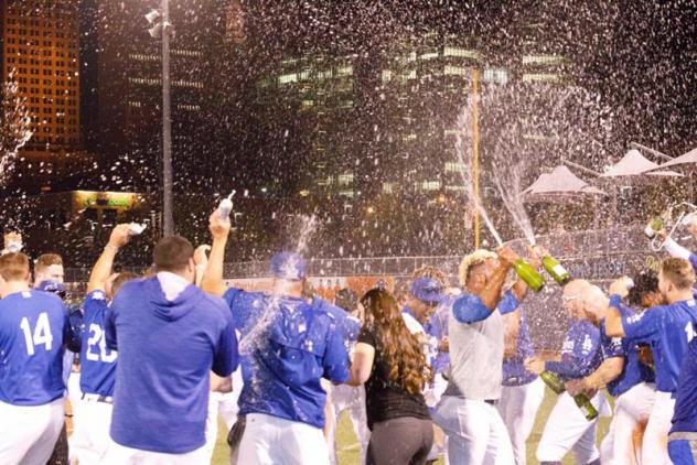 Drillers Beat Naturals, Will Play for Texas League Title