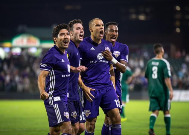 RECAP: Late Penalty Gives LouCity Dramatic Win over Rochester
